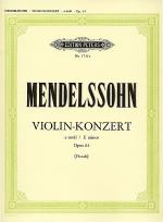 Violin Concerto Sheet Music