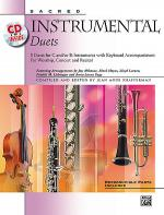 Sacred Instrumental Duets Sheet Music