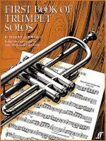 First Book of Trumpet Solos Sheet Music