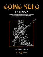 Going Solo -- Bassoon Sheet Music