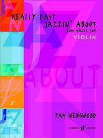 Really Easy Jazzin' About (Violin & Piano) Sheet Music