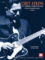 Chet Atkins in Three Dimensions, Volume 1 Sheet Music