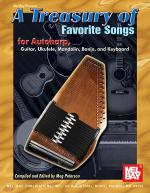A Treasury of Favorite Songs for Autoharp Sheet Music