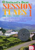Ireland's Best Session Tunes, Volume 1 Book/CD Set Sheet Music