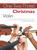 One-Two-Three! Christmas - Violin Sheet Music