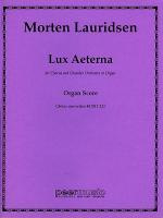 Lux Aeterna Sheet Music
