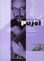 Piezas Cristalinas (4) Sheet Music