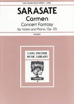Carmen (Concert Fantasy), Op. 25 Sheet Music