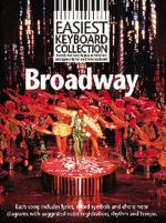Easiest Keyboard Collection: Broadway Sheet Music