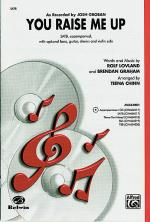 You Raise Me Up (as recorded by Josh Groban) Sheet Music