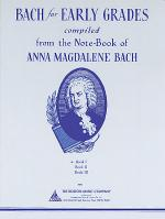 Bach for Early Grades - Book 1 Sheet Music