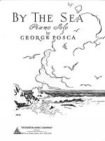 By The Sea Sheet Music
