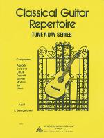 Classical Guitar Repertoire Sheet Music
