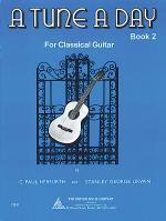 A Tune a Day - Classical Guitar Sheet Music