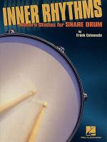 Inner Rhythms: Modern Studies For Snare Drum Sheet Music