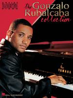 Gonzalo Rubalcaba Collection Sheet Music
