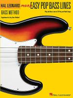 More Easy Pop Bass Lines Sheet Music