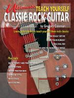 Ultimate Teach Yourself Classic Rock Guitar Sheet Music