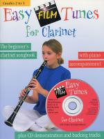 Easy Film Tunes For Clarinet Sheet Music