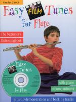 Easy Film Tunes For Flute Sheet Music