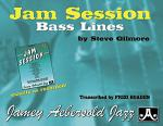 Steve Gilmore Bass Lines - Transcribed From Volume 34 Sheet Music