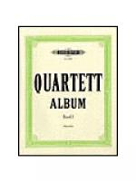 Easy Original Quartet Movements and Famous Pieces Vol.1 Sheet Music