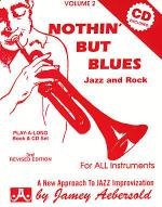 Volume 2 - Nothin' But Blues Sheet Music
