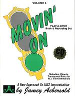 Volume 4 - Movin' On Sheet Music