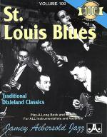 Volume 100 - St. Louis Blues - Dixieland Classics Sheet Music