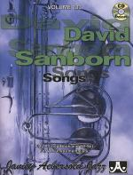 Volume 103 - David Sanborn Sheet Music