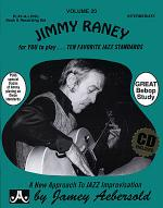 Volume 20 - Jimmy Raney Sheet Music