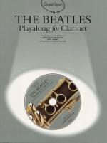 Guest Spot: The Beatles Playalong For Clarinet Sheet Music