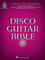 Disco Guitar Bible Sheet Music