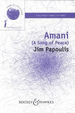 Amani (A Song of Peace) Sheet Music