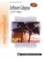 Leftover Calypso (for left hand alone) Sheet Music