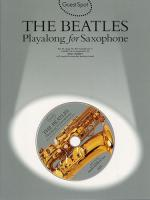 Guest Spot: The Beatles Playalong For Saxophone Sheet Music