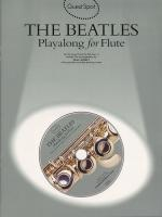 Guest Spot: The Beatles Playalong For Flute Sheet Music