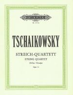 Streich Quartett (String Quartet), Op. 11 in D Major Sheet Music