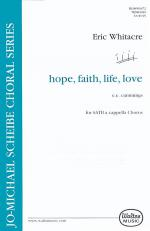 hope, faith, life, love... Sheet Music