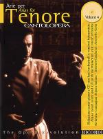 Cantolopera: Arias for Tenor - Volume 4 Sheet Music