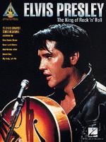 The King Of Rock 'n' Roll Guitar Recorded Versions Sheet Music