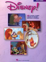 Disney! Easy Piano Sheet Music