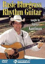 Basic Bluegrass Rhythm Guitar Sheet Music