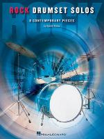 Rock Drumset Solos Sheet Music