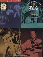 The Guitars of Elvis: Signature Licks Sheet Music