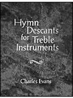 Hymn Descants for Treble Instruments Sheet Music