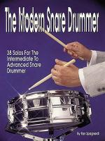The Modern Snare Drummer Sheet Music