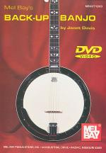 Back-Up Banjo DVD Sheet Music