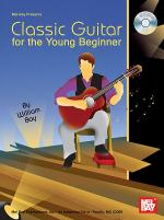 Classic Guitar for the Young Beginner Book/CD Set Sheet Music