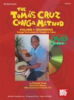 The Tom!s Cruz Conga Method, Volume I Book/DVD Set Sheet Music